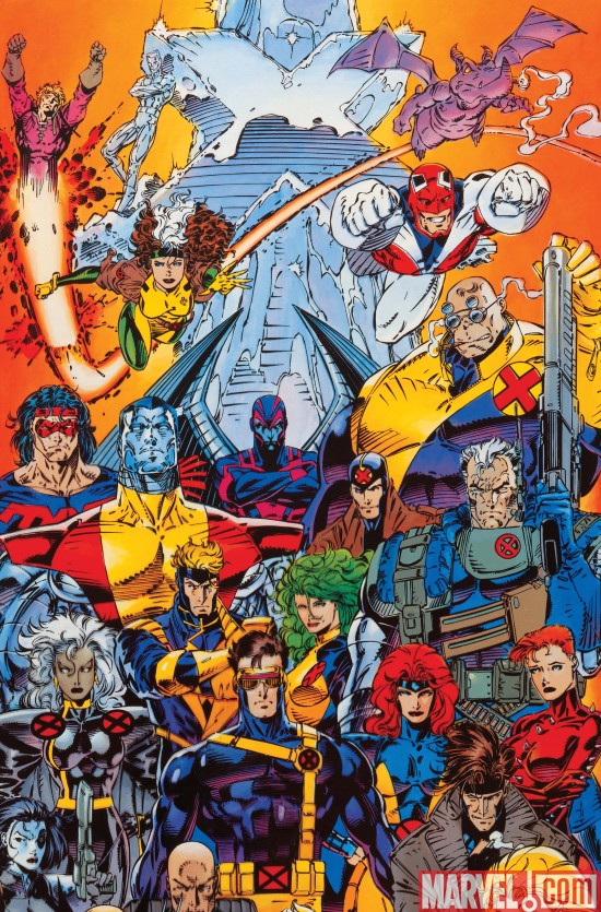 X Men Characters Comic Chris Claremont Return...