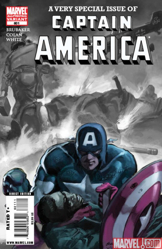 Eisner-winning scribe Ed Brubaker (Captain America, The Marvels Project,