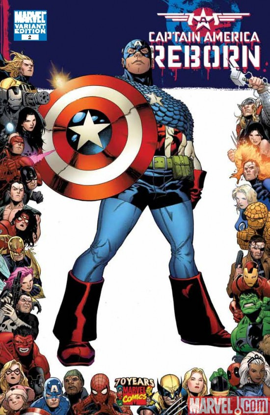 Celebrate Marvel S 70th Anniversary With Your Local Comic