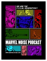 2011-07 marvel noise podcast flyer